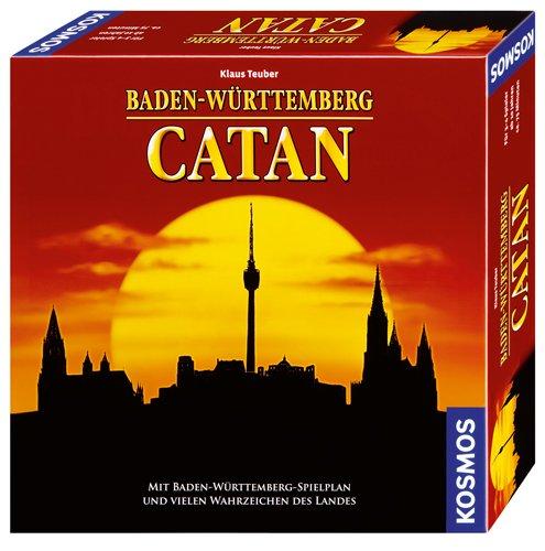KOSMOS 693916 – Baden-Württemberg Catan