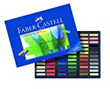 Faber-Castell GFソフトパステル 72本70色セット