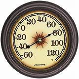 Acu-Rite Acu-Rite Starburst 8.5 in. Indoor/Outdoor Thermometer