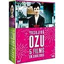 Yasujirô Ozu : 5 films en couleurs - coffret 6 DVD