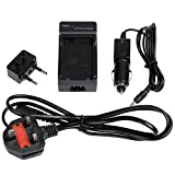 TOP-MAX D-LI109 Battery Charger for Pentax K-2 K2 K-R KR [Electronics]
