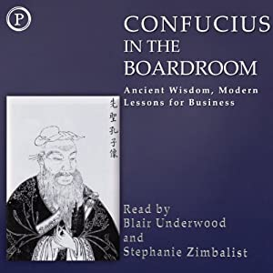 Confucius in the Boardroom Audiobook