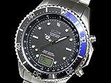 エルジン ELGIN 腕時計 電波 ソーラー メンズ FK1400S-BLP 並行輸入品 [並行輸入品]