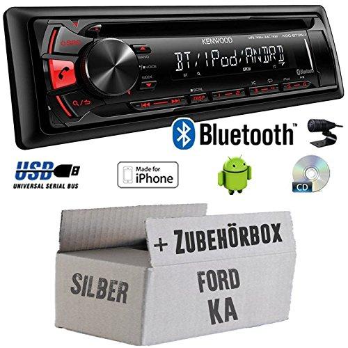 Buy Cheap Kenwood Ford Ka Btu Bluetooth Cd Mp Usb Car Radio Installation Kit