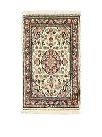 Eden Carpets Alfombra Kashmirian Beige/Multicolor 96 x 60 cm