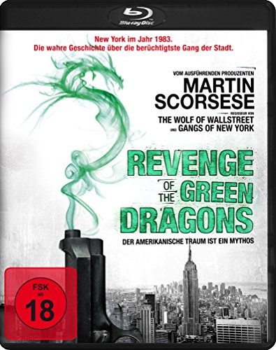 Revenge of the Green Dragons [Blu-ray]