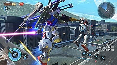 【PS4】ガンダムブレイカー3