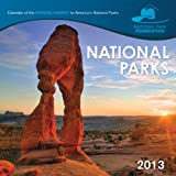 img - for 2013 National Park Foundation wall calendar book / textbook / text book