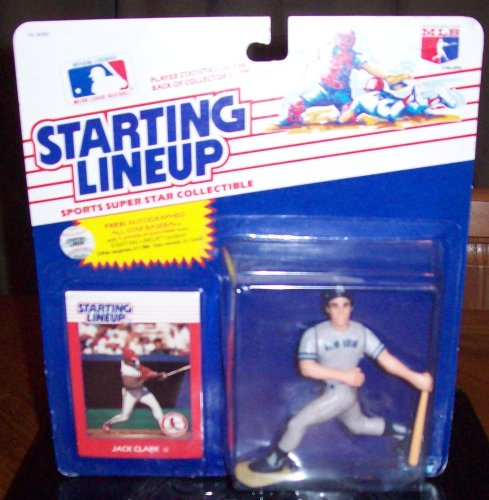 Starting Lineup MLB Jack Clark 1988 Figure