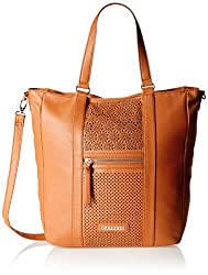 Caprese Solang Women's Tote Bag (Tan)