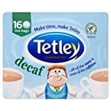 Tetley Decaf 160 Tea Bags 500g