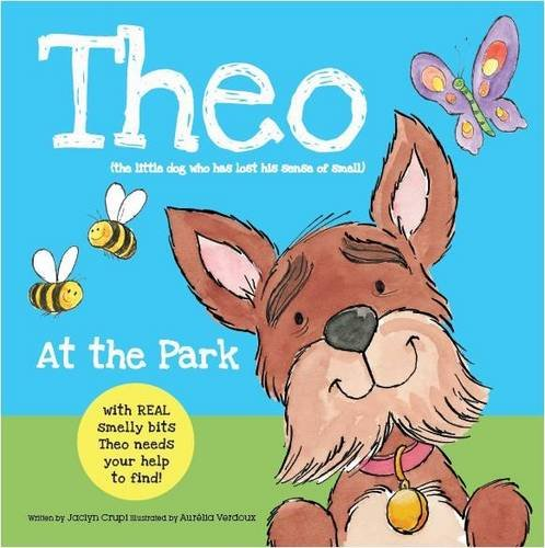 Theo at the Park (Scented Book)