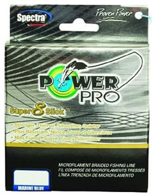 Power Pro Super Slick 300yd Aqua Green from Power Pro