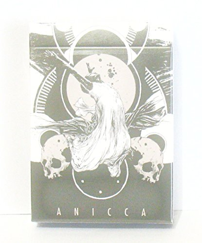 Anicca Playing Cards By Card Experiment Designer Simon Prades