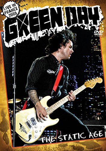 Green Day - The static age - Live 2000 - 2009 (+booklet)