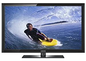 Samsung PN50C430 50-Inch 720p Plasma HDTV (Black)