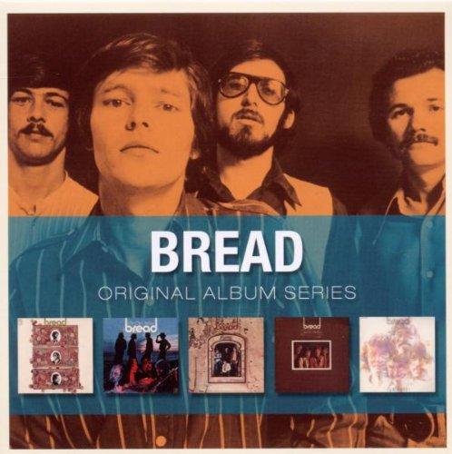 NEW Bread - Original Album Series (CD)