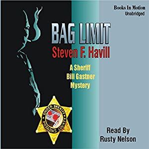 Bag Limit Audiobook