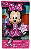 Minnie Mouse Pop Star Singing and Talking Doll