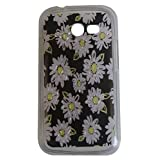 3D Printed Premium Soft Silicone Back Shell Cover Case Pouch Guard For Samsung Galaxy Star Pro S7262 S7260