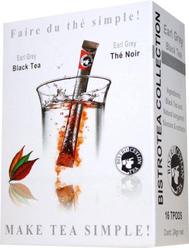 BistroTea Earl Grey - 16 TPODs per box (Black Tea)