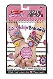 Melissa & Doug On the Go Friendship Bracelet Craft Set (Makes 10+ Bracelets)