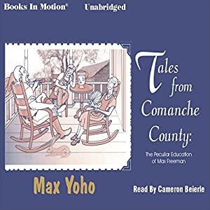 Tales from Comanche County Audiobook