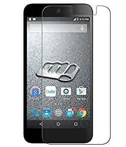 Aart Tempered Glass, Screen Protector for MICROMAX A 1