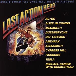 Last Action Hero: Music From The Original Motion Picture