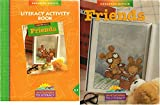 img - for 2 Volumes of Invitations to Literacy FRIENDS, Grade 2- Student Textbook & Student Literacy Activity Book book / textbook / text book