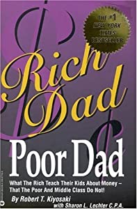 "Cover of ""Rich Dad, Poor Dad: What the Ri..."