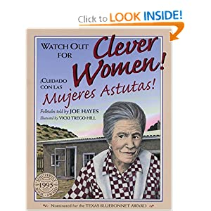 Amazon.com: Watch Out for Clever Women! / Cuidado con las mujeres ...