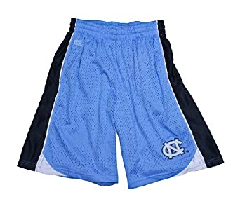 Coloseum Youth Basketball Shorts UNC Carolina Blue Apparel by Colosseum
