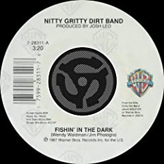 Fishin' In The Dark / Keepin' The Road Hot [Digital 45]