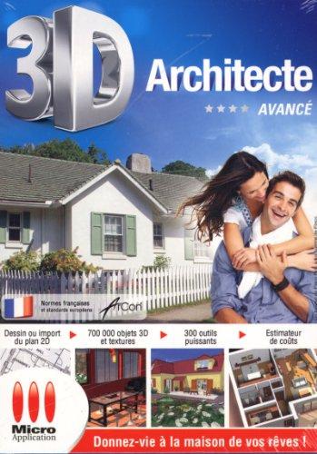 Logiciel architecte 3d pas cher for Architecte 3d amazon