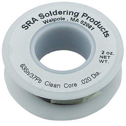 lead-free-sra-no-clean-flux-core-solder-63-37-05mm-57g-reel