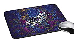 meSleep Life Without Love Mouse Pad