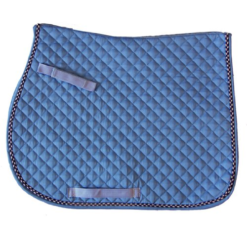 Quilted All Purpose Saddle Pad Our Best Selling Ap Pad These Pads Can Be Embroidered front-1024502