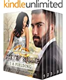 Steven And Julie: A BWWM Billionaire Pregnancy And Marriage Romance Boxed Set