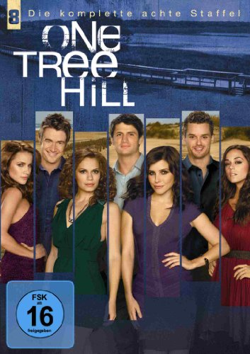 One Tree Hill - Die komplette achte Staffel [5 DVDs]