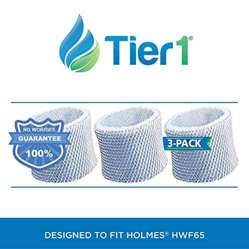 Holmes HWF65PDQ-U HWF65 Type C Comparable Humidifier Filter 3 Pack (Hwf65 Filter compare prices)