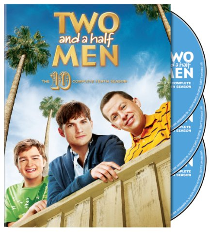 DVD : Two and a Half Men: The Complete Tenth Season (Dolby, AC-3, 3 Pack, , 3 Disc)