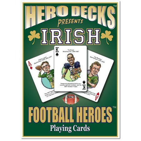 Hero Decks - Notre Dame - Playing Cards