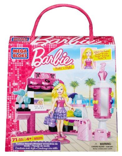 Mega Bloks Barbie Fashion Stand - 1