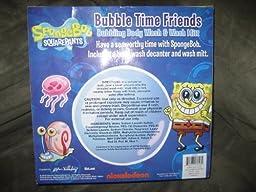 Spongebob Squarepants Bubble Time Friends