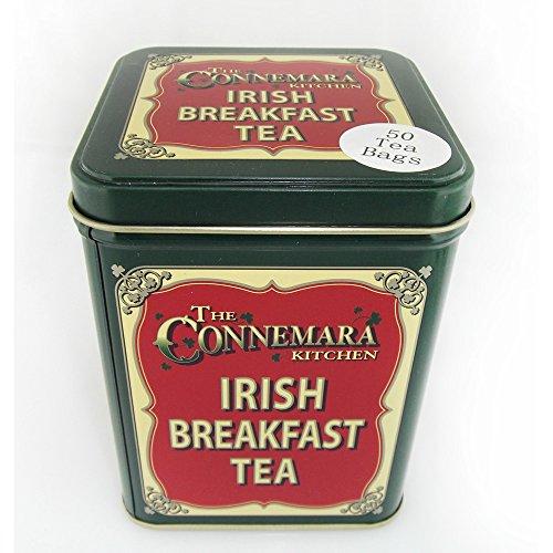 The Connemara Kitchen Irish Breakfast Tea Tin 0