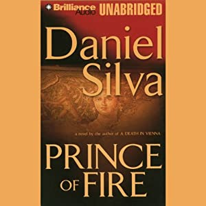 Prince of Fire Audiobook