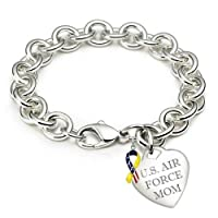 Air Force Mom Bracelet YR from MFShapiro