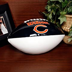 Buy Wilson Chicago Bears Autograph Official Size Football by Wilson