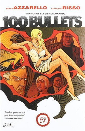 100 Bullets Book Four by Brian Azzarello (2016-01-12) (100 Bullets Book Four compare prices)